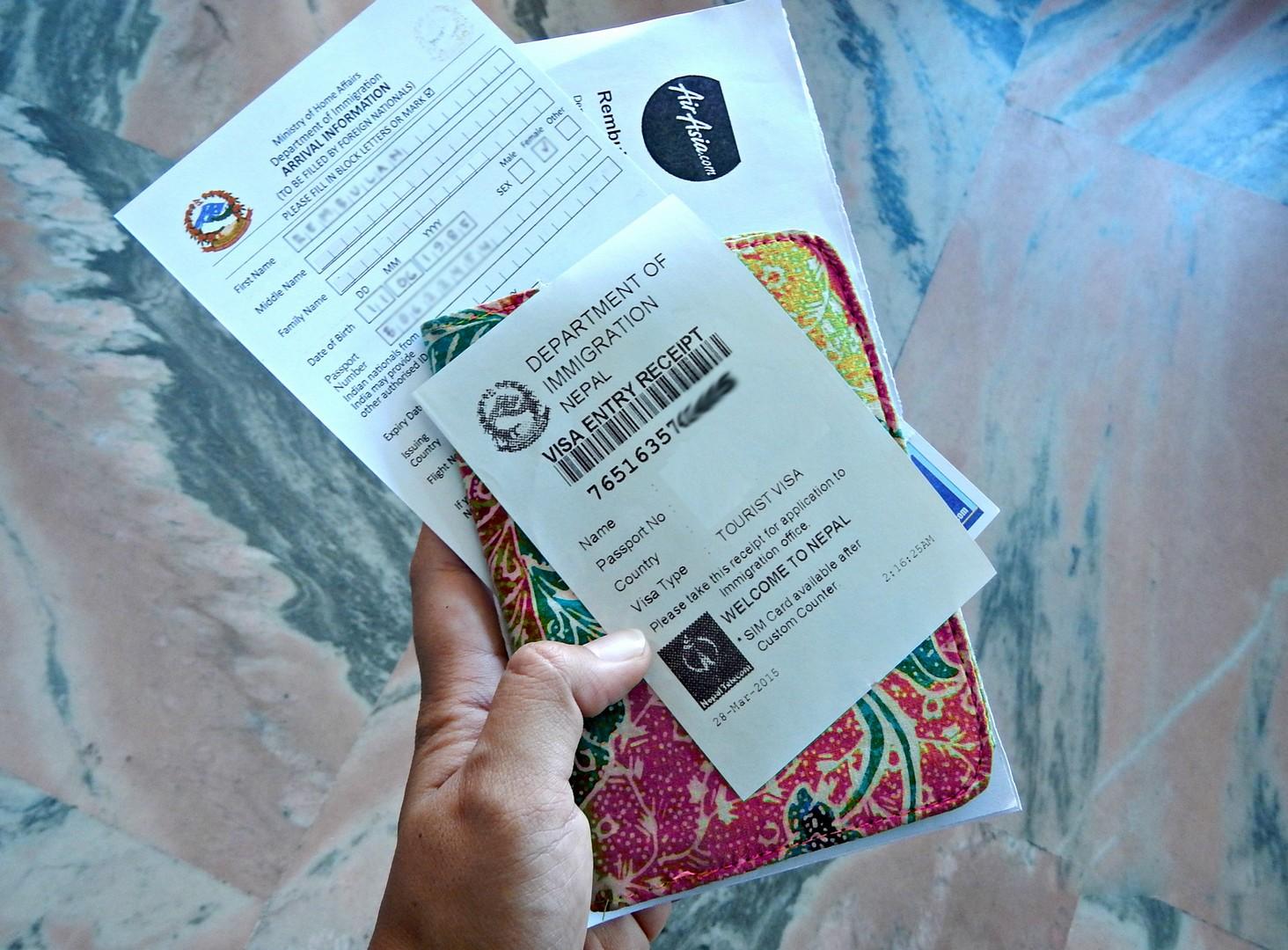Visa on arrival be inspired socialtours falaconquin